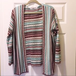 Soft and cozy knit sweater